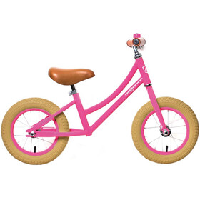 "Rebel Kidz Air Classic Kids Push Bikes Children 12,5"" pink"